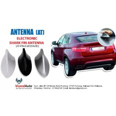 ELECTRONIC SHARK FIN ANTENNA